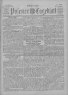 Posener Tageblatt 1900.12.22 Jg.39 Nr599