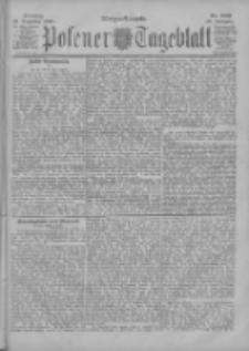 Posener Tageblatt 1900.12.23 Jg.39 Nr600