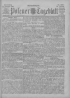 Posener Tageblatt 1900.12.27 Jg.39 Nr603