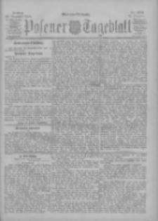Posener Tageblatt 1900.12.28 Jg.39 Nr604