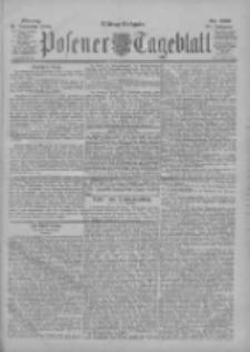 Posener Tageblatt 1900.12.31 Jg.39 Nr609