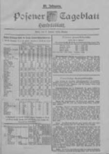 Posener Tageblatt. Handelsblatt 1900.01.02 Jg.39