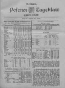 Posener Tageblatt. Handelsblatt 1900.01.08 Jg.39