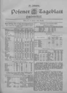 Posener Tageblatt. Handelsblatt 1900.01.10 Jg.39