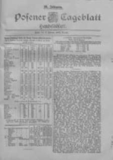 Posener Tageblatt. Handelsblatt 1900.02.02 Jg.39