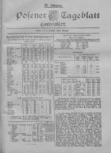 Posener Tageblatt. Handelsblatt 1900.02.05 Jg.39
