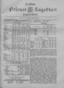 Posener Tageblatt. Handelsblatt 1900.02.16 Jg.39