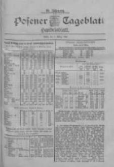 Posener Tageblatt. Handelsblatt 1900.03.05 Jg.39