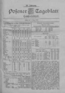 Posener Tageblatt. Handelsblatt 1900.03.07 Jg.39