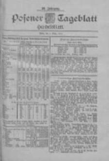 Posener Tageblatt. Handelsblatt 1900.03.08 Jg.39