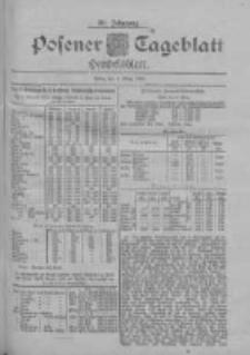 Posener Tageblatt. Handelsblatt 1900.03.09 Jg.39