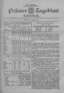 Posener Tageblatt. Handelsblatt 1900.03.10 Jg.39