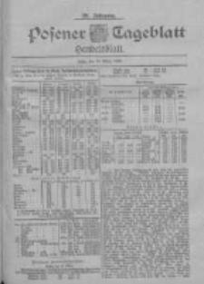 Posener Tageblatt. Handelsblatt 1900.03.16 Jg.39