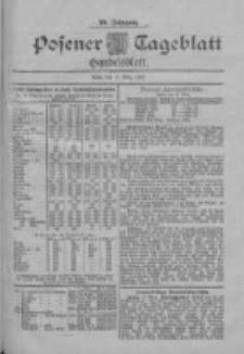 Posener Tageblatt. Handelsblatt 1900.03.17 Jg.39