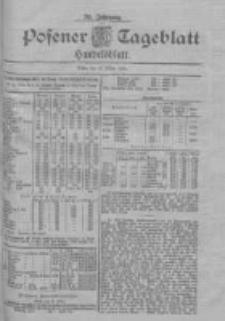 Posener Tageblatt. Handelsblatt 1900.03.23 Jg.39