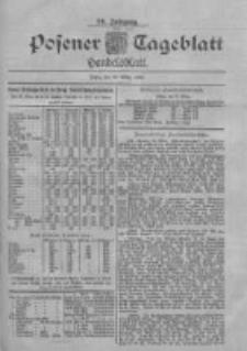 Posener Tageblatt. Handelsblatt 1900.03.27 Jg.39