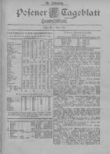 Posener Tageblatt. Handelsblatt 1900.04.05 Jg.39