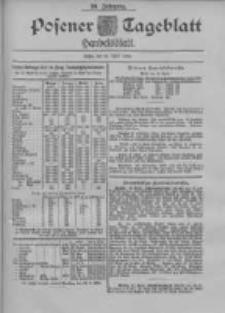 Posener Tageblatt. Handelsblatt 1900.04.14 Jg.39