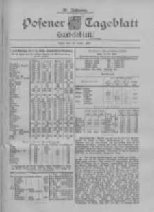 Posener Tageblatt. Handelsblatt 1900.04.18 Jg.39