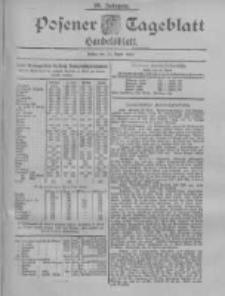 Posener Tageblatt. Handelsblatt 1900.04.24 Jg.39