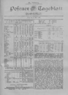 Posener Tageblatt. Handelsblatt 1900.05.04 Jg.39