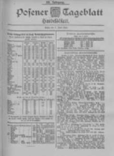 Posener Tageblatt. Handelsblatt 1900.06.07 Jg.39