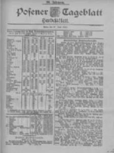 Posener Tageblatt. Handelsblatt 1900.06.21 Jg.39