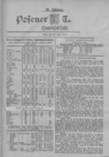 Posener Tageblatt. Handelsblatt 1900.06.26 Jg.39
