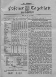 Posener Tageblatt. Handelsblatt 1900.07.17 Jg.39