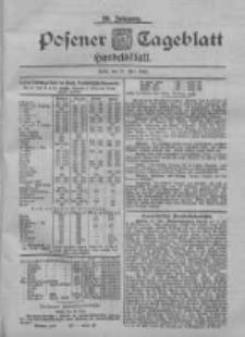 Posener Tageblatt. Handelsblatt 1900.07.28 Jg.39