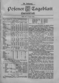 Posener Tageblatt. Handelsblatt 1900.08.07 Jg.39
