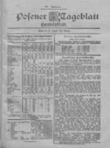 Posener Tageblatt. Handelsblatt 1900.08.21 Jg.39