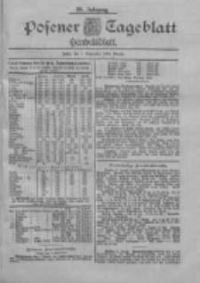 Posener Tageblatt. Handelsblatt 1900.09.01 Jg.39