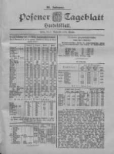 Posener Tageblatt. Handelsblatt 1900.09.05 Jg.39