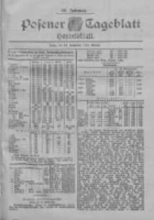 Posener Tageblatt. Handelsblatt 1900.09.12 Jg.39