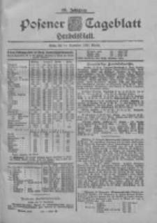 Posener Tageblatt. Handelsblatt 1900.09.13 Jg.39