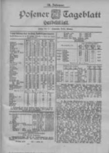 Posener Tageblatt. Handelsblatt 1900.09.21 Jg.39