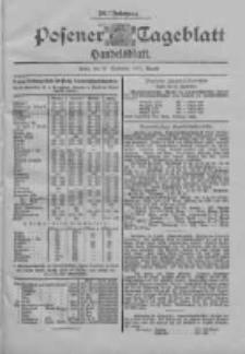 Posener Tageblatt. Handelsblatt 1900.09.27 Jg.39