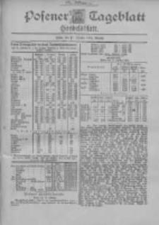 Posener Tageblatt. Handelsblatt 1900.10.17 Jg.39