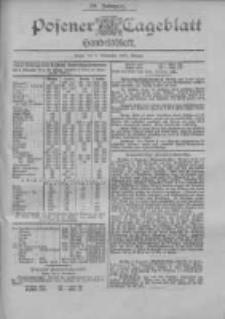 Posener Tageblatt. Handelsblatt 1900.11.03 Jg.39