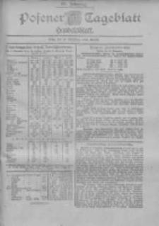 Posener Tageblatt. Handelsblatt 1900.11.10 Jg.39
