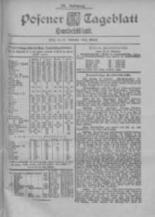 Posener Tageblatt. Handelsblatt 1900.11.27 Jg.39