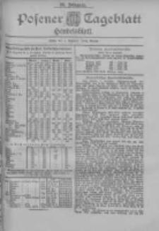 Posener Tageblatt. Handelsblatt 1900.12.04 Jg.39
