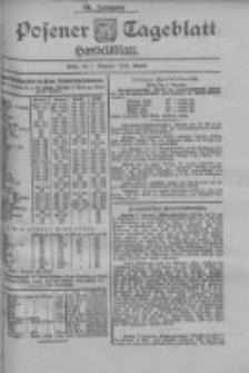 Posener Tageblatt. Handelsblatt 1900.12.08 Jg.39