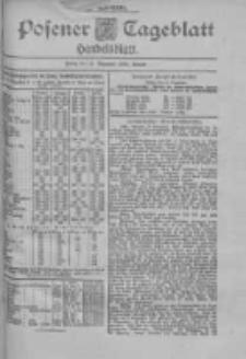 Posener Tageblatt. Handelsblatt 1900.12.11 Jg.39