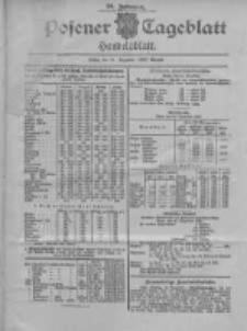 Posener Tageblatt. Handelsblatt 1900.12.31 Jg.39