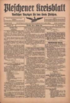 Pleschener Kreisblatt: Amtlicher Anzeiger für den Kreis Pleschen 1916.02.05 Jg.64 Nr11