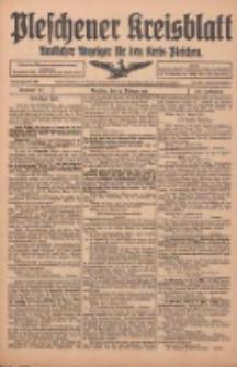 Pleschener Kreisblatt: Amtlicher Anzeiger für den Kreis Pleschen 1916.02.12 Jg.64 Nr13