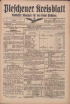 Pleschener Kreisblatt: Amtlicher Anzeiger für den Kreis Pleschen 1916.06.14 Jg.64 Nr48