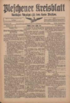 Pleschener Kreisblatt: Amtlicher Anzeiger für den Kreis Pleschen 1916.06.21 Jg.64 Nr50